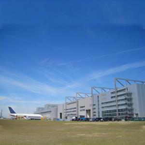 2010 AIRBUS Flugzeug